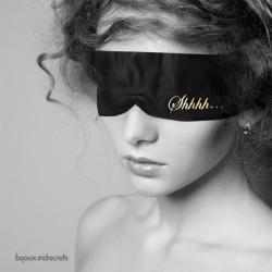 BIJOUX INDISCRETS Bandeau en satin SHHH - La Clef des Charmes, loveshop, sextoys, lingerie sexy, érotique, Toulouse