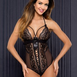 AXAMI Body sexy IRRESISTIBLE V-6690. La Clef des Charmes Loveshop Toulouse