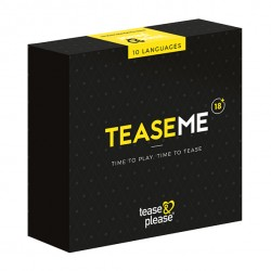 TEASE AND PLEASE Jeu Coquin TEASEME. La Clef des Charmes, Loveshop Toulouse