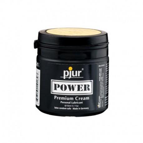 PJUR POWER 150 ml Lubrifiant Mixte. La Clef des Charmes Lovestore.
