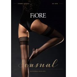FEMME FATALE Hold-ups Black Stockings