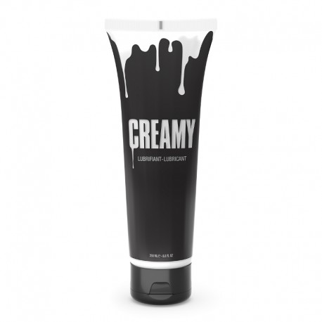 CREAMY - Lubrifiant Effet Sperme 250 ml