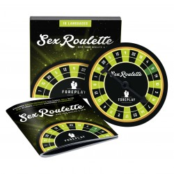 Jeu Coquin SEX ROULETTE FORPLAY
