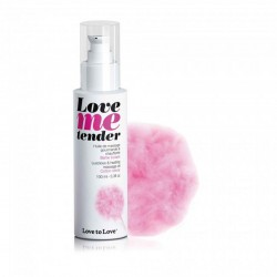LOVE TO LOVE LOVE ME TENDER Gel Chauffant - La Clef des Charmes, loveshop, sextoys, lingerie sexy, érotique, Toulouse