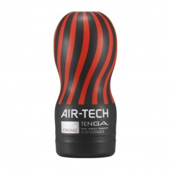 AIR-TECH STRONG CUP - Masturbateur Réutilisable
