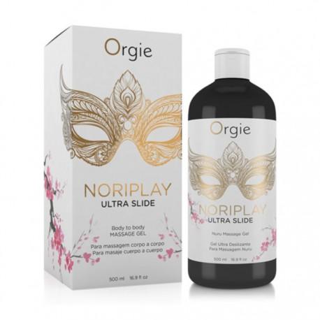 Orgie Gel Massage Nuru NORI PLAY ULTRA SLIDE