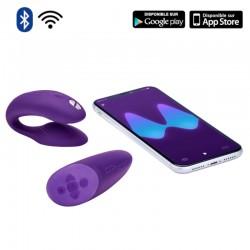 WE-VIBE CHORUS Violet Stimulateur Connecté