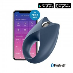 Cockring Connecté Satisfyer ROYAL ONE